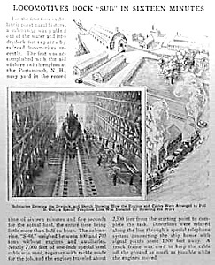 1927 'S-48' SUBMARINE Mag Article (Image1)