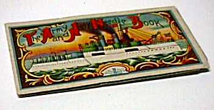 Vintage ARMY NAVY Needle Book (Image1)