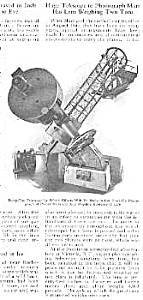 1924 Dominion Observatory Mag. Article