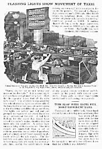 1927 TAXI DISPATCH Magazine Article (Image1)