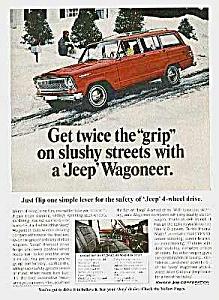 1967 JEEP WAGONEER Ad (Image1)