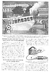 1921 AMPHIBIOUS TANK/Ship Mag. Article (Image1)