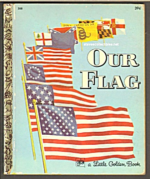 OUR FLAG - Little Golden Book (Image1)
