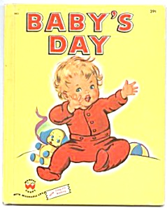 BABY'S DAY Wonder Book #663 (Image1)