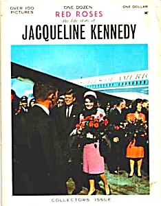 1964 Collector's Issue Jacqueline Kennedy
