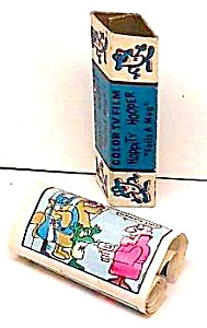 1964 HOPPITY HOOPER Color TV Film Toy (Image1)