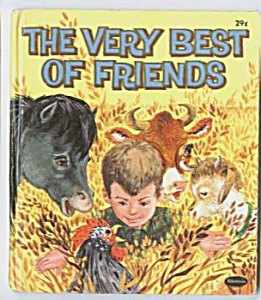 VERY BEST OF FRIENDS Tell-A-Tale Book (Image1)