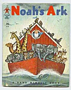 Noah's Ark Tip-top Elf Book
