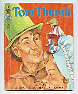 Tom Thumb Tip-top Elf Bk