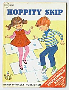 HOPPITY SKIP Start-Right  Elf Book (Image1)