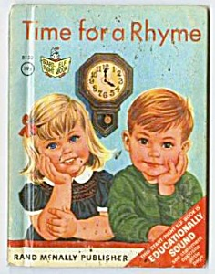 Time For A Rhyme Start-right Elf Book