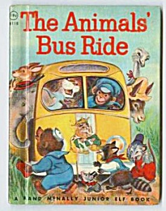 ANIMALS BUS RIDE Jr. Elf Book (Image1)