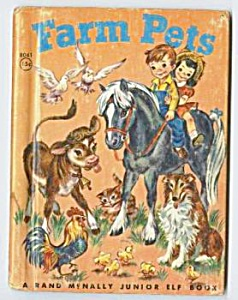 Farm Pets Jr. Elf Book