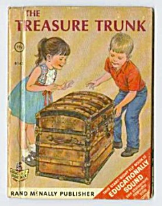 Treasure Trunk Start-right Elf Book