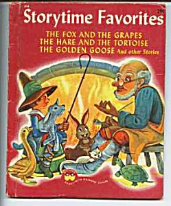 Storytime Favorites Wonder Book - 1947