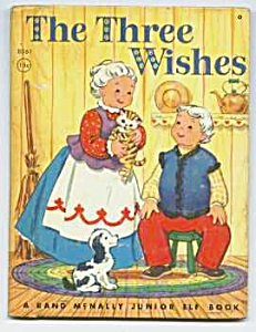 Three Wishes Jr. Elf Book