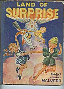 Land Of Surprise Corinne Malvern Book - 1938