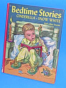 Bedtime Stories Wonder Book - 1946