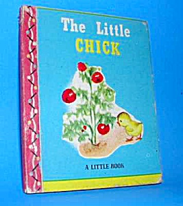 The Little Chick Tiny Book - 1948