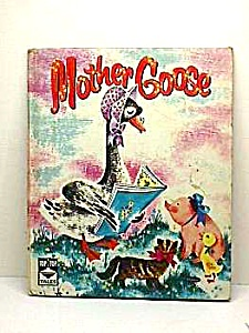 Mother Goose Top Top Tale Book 1960