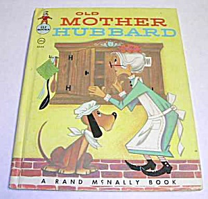 Old Mother Hubbard Elf Book