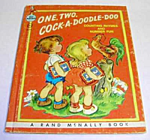 One, Two, Cock-a-doodle-doo Elf Board Book