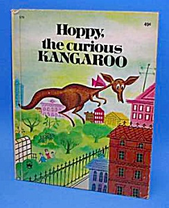 Hoppy The Curious Kangaroo - Wonder Book