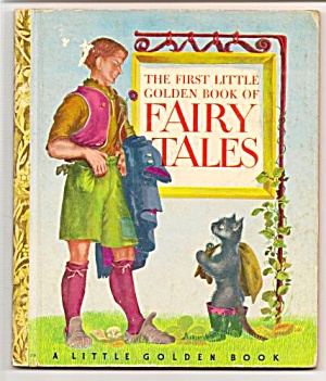 The First LITTLE GOLDEN BOOK OF FAIRY TALES (Image1)