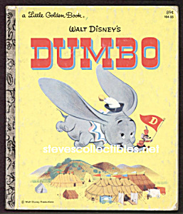 DUMBO Little Golden Book - Disney (Image1)
