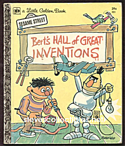 Berts Hall Of Great Inventions Sesame Street Lgb
