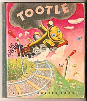 TOOTLE - Little Golden Book - 1945 First Edition (Image1)