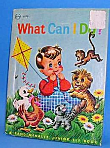 What Can I Do? Jr. Elf Book