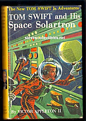 Tom Swift And His Space Solartron Series Book