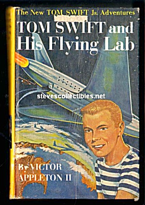 Fountain Boats For Sale >> TOM SWIFT AND HIS FLYING LAB Series Book (Juvenile Series Books) at Steve's Collectibles