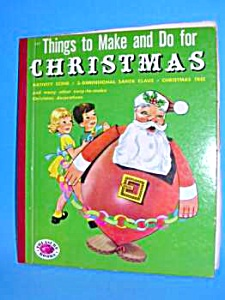 Things to Make at CHRISTMAS Treasure Book - 1953 (Image1)