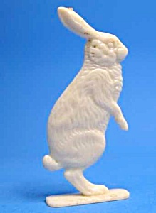 Cracker Jack Prize: 1950s Rabbit Standup