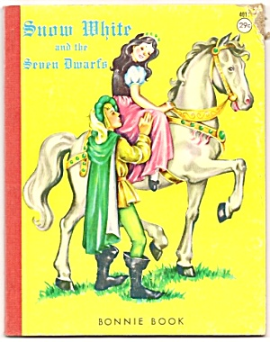 SNOW WHITE AND THE SEVEN DWARFS Bonnie Book (Image1)