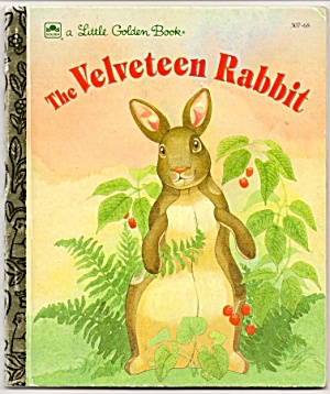 THE VELVETEEN RABBIT- Little Golden Book (Image1)