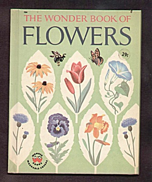 WONDER BOOK OF FLOWERS - 1961 (Image1)