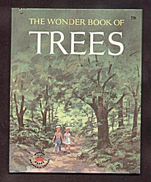 Wonder Book Of Trees - 1964