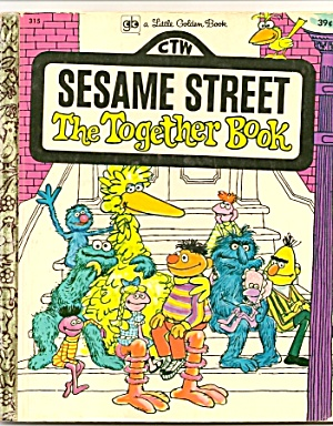 Sesame Street The Together Book Lgb