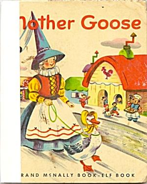 MOTHER GOOSE  Elf Book #424 (Image1)