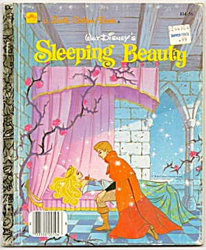 Disney SLEEPING BEAUTY - Little Golden Book (Image1)