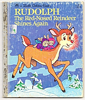 Rudolph The Red-nosed Reindeer Shines Again - Lgb