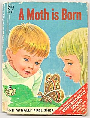 A MOTH IS BORN Jr.  Elf Book (Image1)