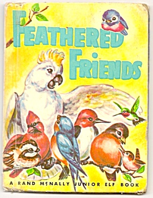 FEATHERED FRIENDS Jr. Elf Book (Image1)