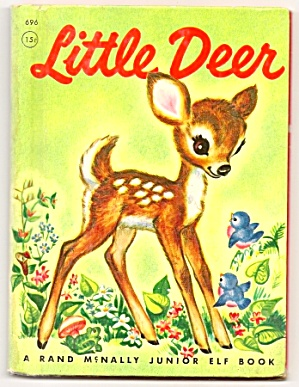 LITTLE DEER Jr.  Elf Book - 1956 (Image1)