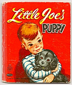 LITTLE JOE'S PUPPY Tell-A-Tale Book (Image1)