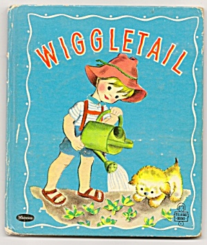 Wiggletail-tell A Tale Book 1944