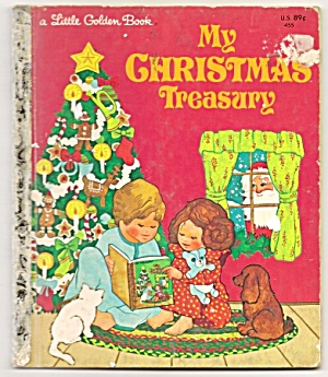 My Christmas Treasury - Little Golden Book